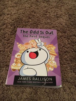 The odd1sout book for Sale in Maricopa, AZ