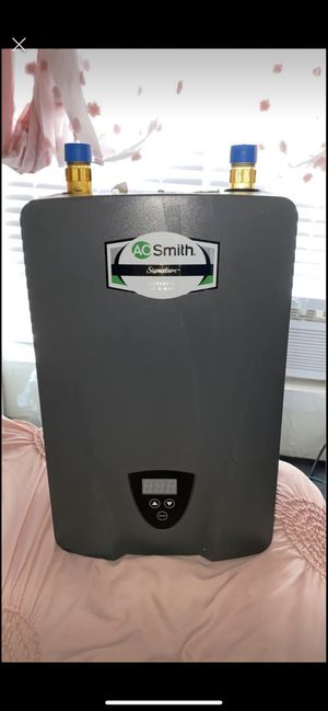 AO tankless water heater for Sale in El Paso, TX