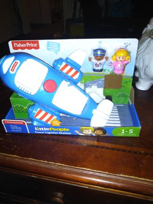Little people toy airplane for Sale in Lewisburg, PA