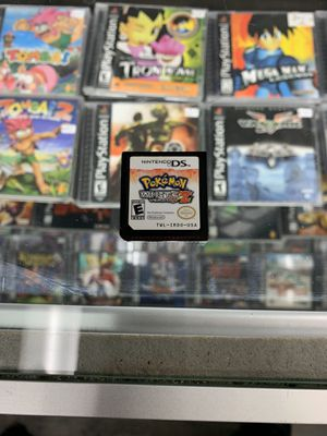 Pokémon white version 2 $55 Gamehogs 11am-7pm for Sale in Monterey Park, CA