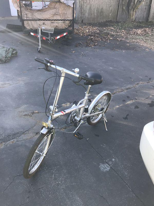 Komda folding bike