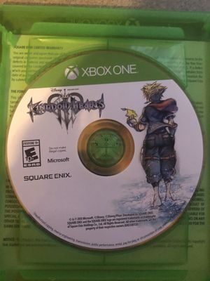 Kingdom Hearts 3 - Xbox One for Sale in Alpharetta, GA