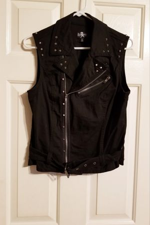 Black Stretch Vest for Sale in Braselton, GA