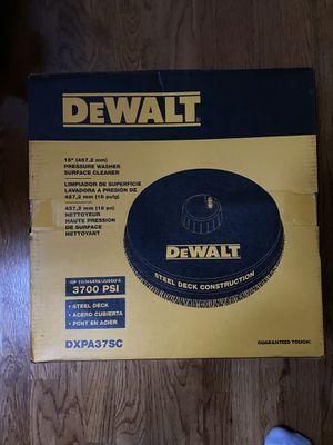 Brand new Dewalt surface cleaner for Sale in Simpsonville, SC