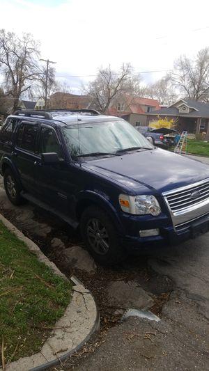 2008 ford explorer 156k miles clean title for Sale in Salt Lake City, UT