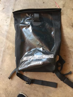 Waterproof messenger bag backpack for Sale in San Diego, CA
