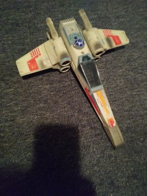Vintage Star Wars X-Wing Toy very collectable and like new for Sale in Essington, PA
