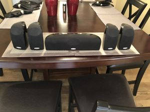 Polk audio tl150 surround sound speakers for Sale in Holiday, FL