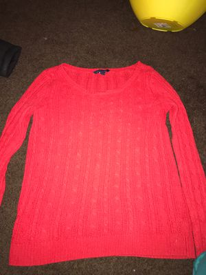 American Eagle OutFitters Red Long Sleeve for Sale in Fresno, CA