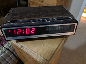 AM/FM Alarm Clock!! for Sale in Texas City, TX