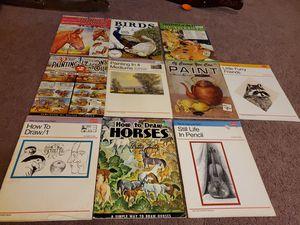 Art books teaching huge lot for Sale in Yuma, AZ