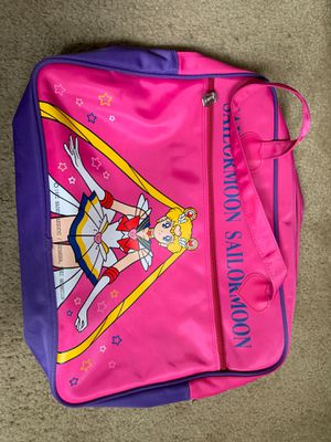 RARE sailor moon vintage bag for Sale in Stanton, CA