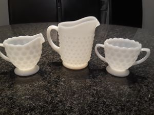Antique Milk Glass Hobnail for Sale in Scottsdale, AZ