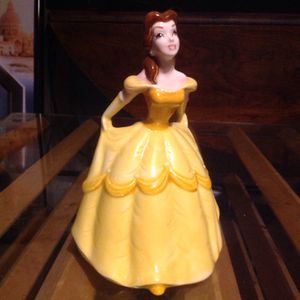 Disney Ceramic Belle From Beauty And The Beast for Sale in Tarpon Springs, FL