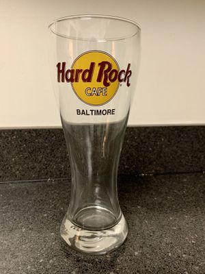 Hard Rock Cafe Baltimore Pint Glass for Sale in Arlington, VA