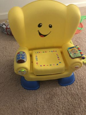 Chair with musical for Sale in Manassas, VA