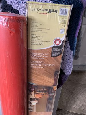 Two brand new boxes of laminate flooring both $45 you pick up for Sale in Lincoln, CA