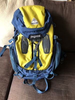 Jansport Salish 34 day Backpack . for Sale in Lake in the Hills, IL