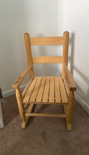 Rocking chair for Sale in Plainfield, IL