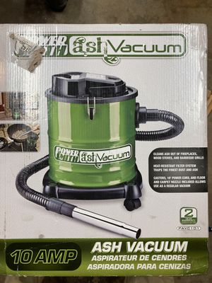 Powersmith Ash Vacuum for Sale in Hightstown, NJ