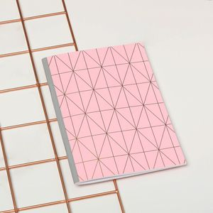 Premium Inspired Soft Notebook by Just the Nest - Pink & Gold for Sale in Palo Alto, CA
