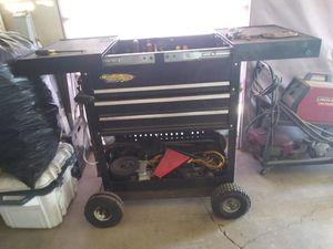 Snap on roll around tool cart for Sale in Peoria, AZ