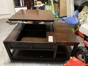 Life coffee table for Sale in West Palm Beach, FL
