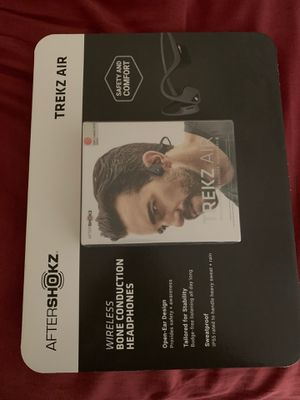 Wireless bone conduducting headphones for Sale in Arvada, CO
