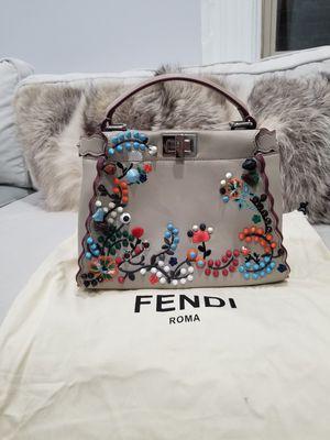 FENDI mini peekaboo for Sale in Weehawken, NJ