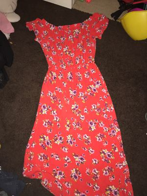 Red dress for Sale in Fresno, CA
