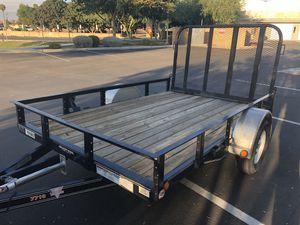 2018 PJ 6'5 x 10 Utility Trailer for Sale in Phoenix, AZ