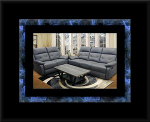 8102 recliner sofa and loveseat for Sale in McLean, VA
