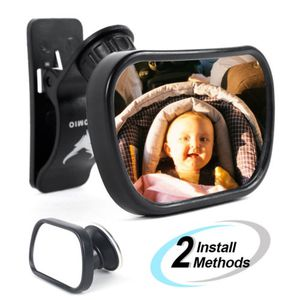 Baby car mirror back seat rear ward safety view for Sale in Edgerton, WI