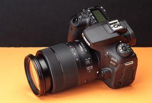 Canon eos D90 for Sale in Richmond, VA
