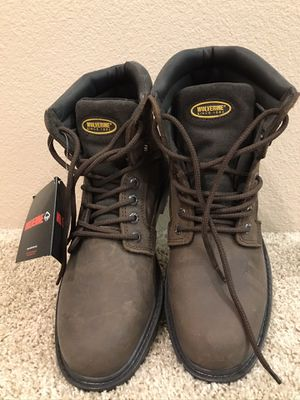 Leather Work Boots for Sale in Rancho Mirage, CA