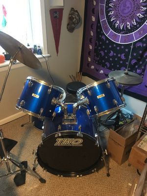 TKO 7 piece drum set for Sale in Philadelphia, PA