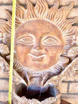 Sun Fountain With Pump for Sale in Tucson,  AZ