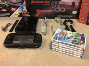 Nintendo Wii U Video Game System and Games for Sale in Woodbridge, VA