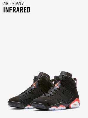 Air Jordan 6 Retro Infrared Sz: 9 for Sale in Silver Spring, MD