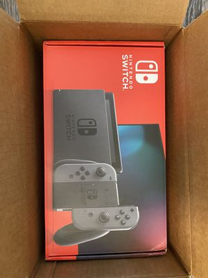 【brand new】Nintendo switch console gray V2 for Sale in Los Angeles, CA