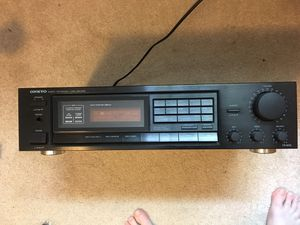 Onkyo Quartz Synthesized Tuner Amplifier TX-800 for Sale in Bowie, MD
