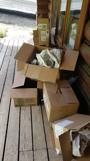 Free moving boxes for Sale in Leavenworth, WA