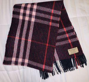 Burberry scarve for Sale in Auburn, WA