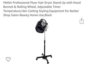 Professional floor hair dryer for Sale in Fontana, CA