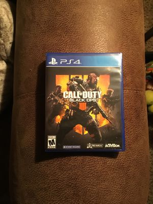 Call of Duty Black Ops 4 for Sale in Kansas City, MO
