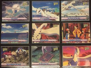 Pokemon cards the movie 2000 Complete set 1-71 for Sale in Westminster, CO