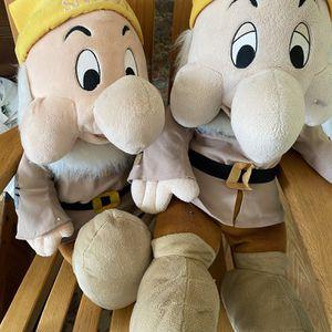 Disney Large Sneezy Dwarf Dolls for Sale in Suffolk, VA