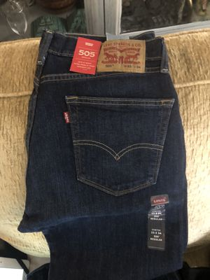 Levi's 505 33x34 for Sale in NY, US