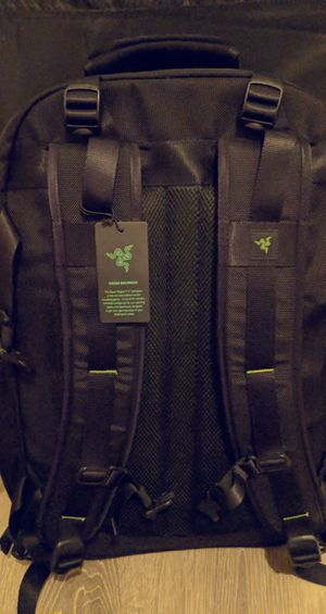 "Razer Rogue 17.3"" Gaming Laptop Backpack for Sale in Huntington Beach, CA"