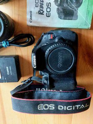 Canon Rebel T3i DSLR kit for Sale in Alameda, CA